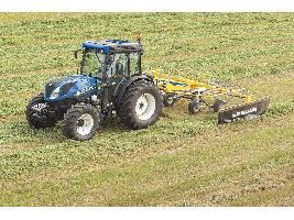 New Holland actualiza y amplía su oferta líder en el sector de tractores Especiales
