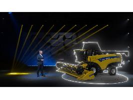New Holland Agriculture define su estrategia para 2021 en su rueda de prensa europea virtual.