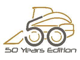 New Holland celebra 50 años de su oferta de Mini cargadoras