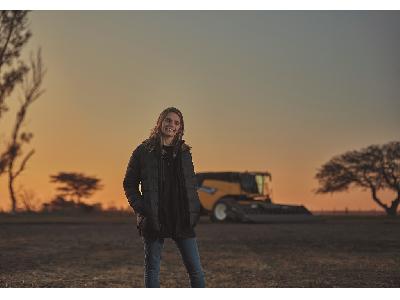 New Holland celebra el papel fundamental de las mujeres en la agricultura en el Día de las Mujeres Rurales